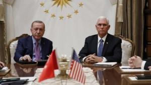 Staakt-het-vuren in Syrië geeft vooral Turkije wat het wil