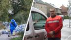 Postbode vindt 436 vaten drugsafval op straat in Bocholt: