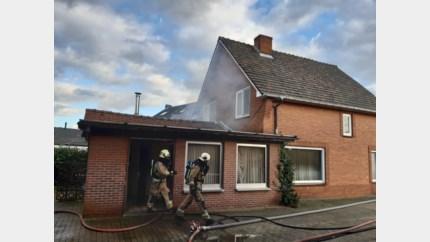 Zware keukenbrand in huis van overleden bewoner