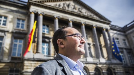 Ahmed Laaouej verkozen tot voorzitter van Brusselse PS-federatie