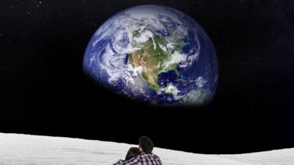 Kunnen we onze aarde redden door ernaar te staren?