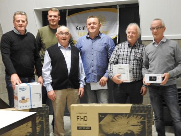 Duivensport Limburg steunt Kom op Tegen Kanker