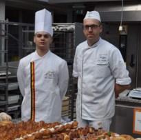 Lommelaar Berre Ceuppens (20) verdedigt België op wereldkampioenschap voor bakkers