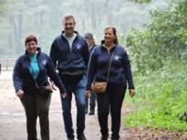 Meer dan 800 wandelaars voor Hoeverbergentocht