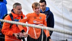Nils Eekhoff, wereldkampioen voor 15 minuten, vecht diskwalificatie aan mét steun van de Nederlandse wielerbond