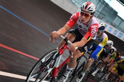 Gerben Thijssen finisht als twaalfde in puntenkoers, goud is voor Coquard