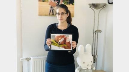 As van baby Dina gestolen, ouders vragen dief om ze terug te brengen