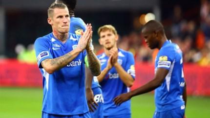 Genk door discutabel doelpunt Bastien onderuit in Luik