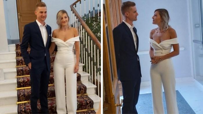 Tim Wellens kersvers getrouwd met Sophie