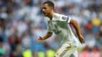 Eden Hazard voor vierde keer papa geworden van zoontje