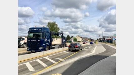 Kruispunt Rekemerstraat en Heirbaan week lang afgesloten