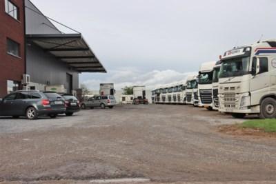 Buitenlandse werknemers Truiens transportbedrijf hebben geen stromend water