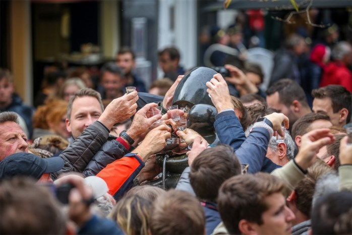 Dertigste Jeneverfeesten in Hasselt starten in overdrive