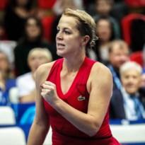 Anastasia Pavlyuchenkova vervoegt Belinda Bencic in finale van WTA-toernooi Moskou