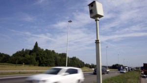 Record van 2 miljoen pv's voor overdreven snelheid in eerste jaarhelft