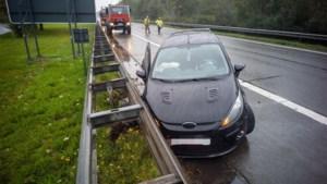 Ongeval op E313 bij Diepenbeek, één rijstrook afgesloten