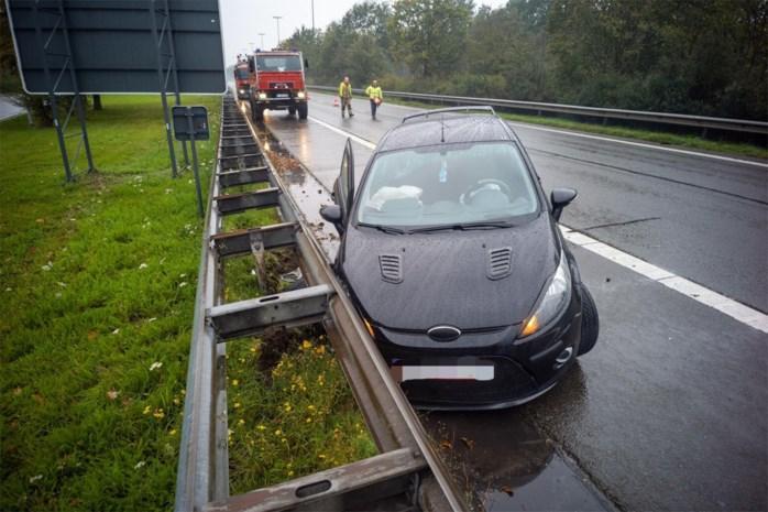 Ongeval op E313 bij Diepenbeek, één rijstrook tijdlang afgesloten