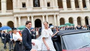 Sprookjeshuwelijk: erfgenaam Napoleon getrouwd met erfgenaam Oostenrijkse keizer