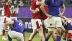 Wales is in kwartfinale WK rugby net te sterk voor Frankrijk