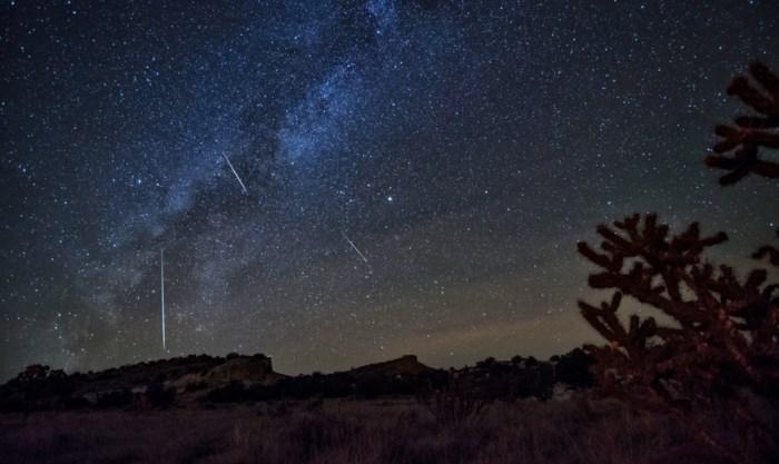 Perfecte week om naar de hemel te staren: één van meest spectaculaire meteorenregens in aantocht