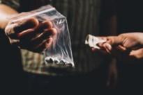 Drugsdealer gevat na achtervolging