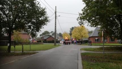 Schade beperkt na schouwbrand in Pelt