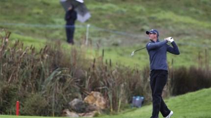 """Eerste toernooizege voor golfer Nicolas Colsaerts in 7 jaar: <B>""""Dit toernooi winnen is zeer emotioneel"""" </B>"""
