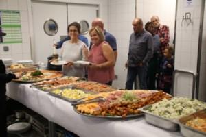 Eerste all you can eat bij Resto Kieleberg