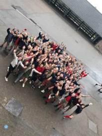 Middenschool Sint-Jan Beringen viert dag van de jeugdbeweging