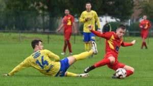 J. Borgloon wint topper tegen Jong STVV