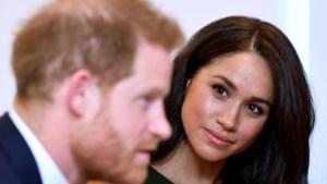 """Prins Harry en Meghan Markle openhartig over leven als royals en paparazzi: """"Ik heb het onderschat"""""""