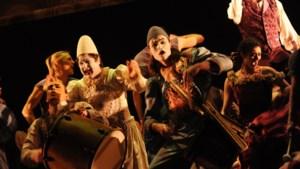 Cirque du Soleil komt terug naar België
