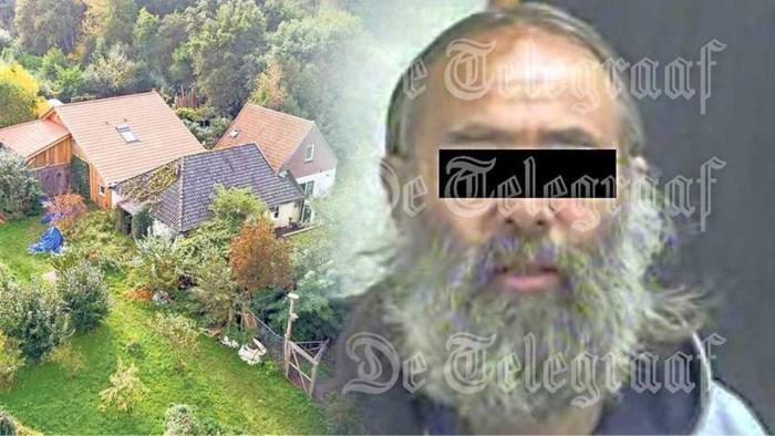 Eerste beelden van vader Nederlands 'spookgezin' opgedoken
