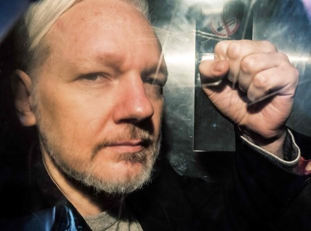 WikiLeaks-stichter Julian Assange verschijnt maandag voor Britse rechter