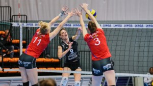 Champagnevolleybal in de Eburons Dome