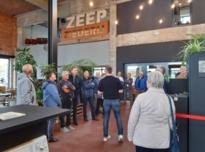 Okra Beek neemt een kijkje achter de schermen in De Zeepziederij