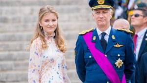 Verjaardagsfeest voor prinses Elisabeth (18) live op tv