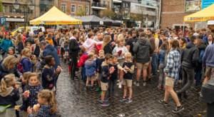 Recordaantal gratis hotdogs tijdens Dag van de Jeugdbeweging