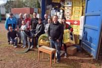 Zeventig vrijwilligers trekken met duizenden dozen naar Bulgarije