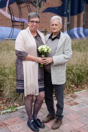 Marleen en Marc in Genk