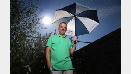 """Onze weerman Ruben Weytjens: """"Opdrogend met zonnige perioden"""""""