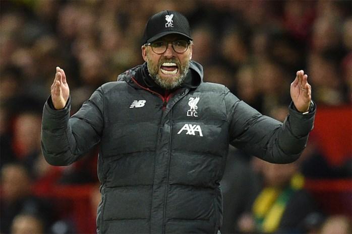 Liverpool-coach Klopp vervangt training door stadionwandeling in Genk