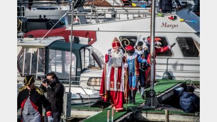 Sint komt dit jaar per trein naar Hasselt door werken aan kanaalkom