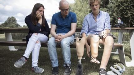 Philippe Geubels gecrasht na aflevering van 'Taboe'
