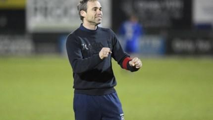 Samenwerking met coach Geert Knapen stopgezet