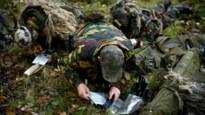 Ons leger traint weer met kaart en kompas uit schrik voor de Russen