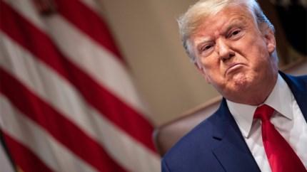 """Trump vergelijkt impeachment-onderzoek met """"lynching"""""""