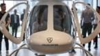 Straks met vliegende taxi naar bestemming? Testvlucht in Singapore geslaagd