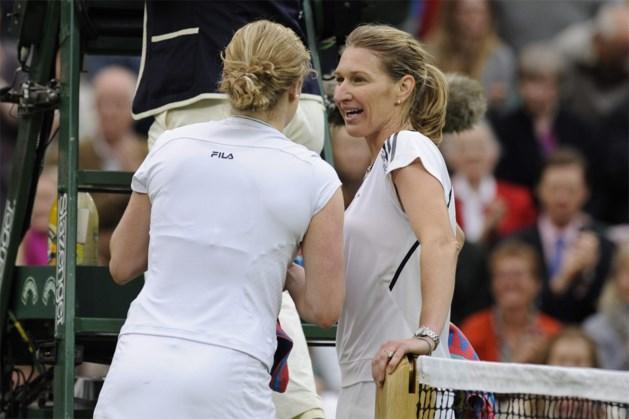 Ook Steffi Graf kijkt uit naar comeback van Kim Clijsters, al heeft ze wel haar bedenkingen over de slaagkansen