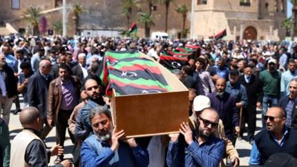 """""""Bewijzen van mogelijke oorlogsmisdaden"""" aan beide kanten Libisch conflict"""